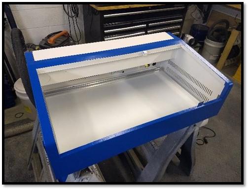 K40 Laser Cutter Rebuild (12x24in) – ReplicantFX